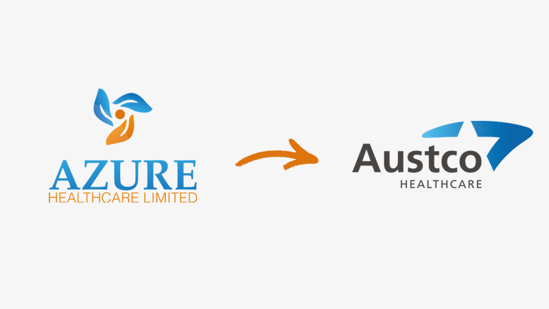 Azure Healthcare Ltd. adopts new corporate name 'Austco Healthcare'